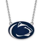 Penn State Sterling Silver Pendant