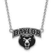 Baylor Sterling Silver Pendant