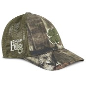 Black Clover Dream Big '18 Hunt Lucky #6 Camouflage Stretch Fit Hat
