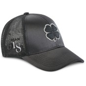 Black Clover Dream Big '18 Jaybird #6 Black/Silver Adjustable Hat