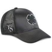 Black Clover Dream Big '18 Jaybird #6 Black/Silver Adjustable Hat
