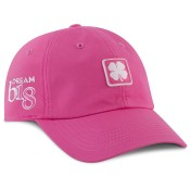 Black Clover '18 Lucky For U #4 Pink/White Adjustable Hat