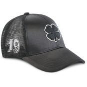 Black Clover '19 Jaybird #6 Black/Silver Adjustable Hat