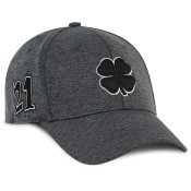 Black Clover '21 Lucky Heather Charcoal Stretch Fit Hat