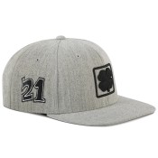 Black Clover '21 Lucky Square Snapback Flat Bill Hat