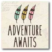 Adventure Awaits 12