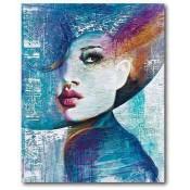 Blue Woman No. 4 16