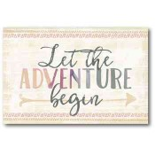 Let the Adventure Begin 12