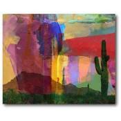 Mesa Abstract 16