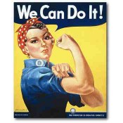 Rosie the Riveter 16