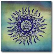 Blue Lotus Floating 16
