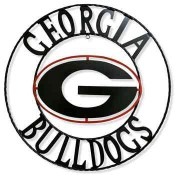 Georgia Bulldogs 18