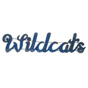Kentucky Wildcats Collegiate Metal Sign
