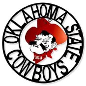 Oklahoma State Cowboys 18