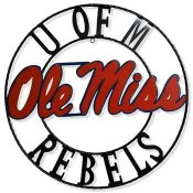 Mississippi Ole Miss Rebels 18