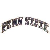 Penn State Collegiate Metal Sign with Lights