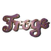 TCU Frogs Collegiate Metal Sign