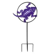 TCU Horned Frogs Collegiate Yard Stake