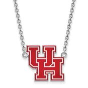 UH Sterling Silver Pendant