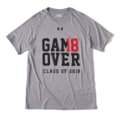 Under Armour HeatGear Game Over '18 Men's Athletic T Shirt