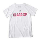 Under Armour HeatGear Class of '19 Women's Athletic T Shirt
