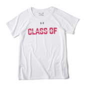 Under Armour HeatGear Class of '21 Women's Athletic T Shirt