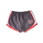 Boxercraft Class of 2018 Women's Coral Varsity Athletic Shorts