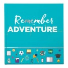 Remember the Adventure Memory Book