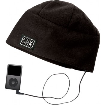2013 iBeanie with Built-in Speakers