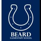 2016 - 2017 Bob J Beard Elementary School Yearbook