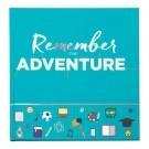 Remember the Adventure Memory Book